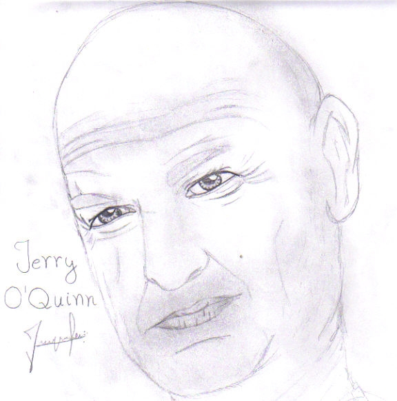 Terry O'Quinn by joyce